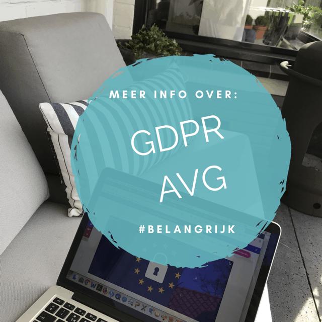 De nieuwe AVG wet (websites met Mailchimp en Google Analytics)