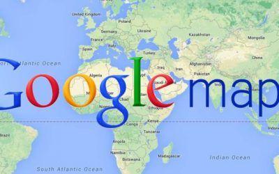 Werkt Google maps niet meer op je website?