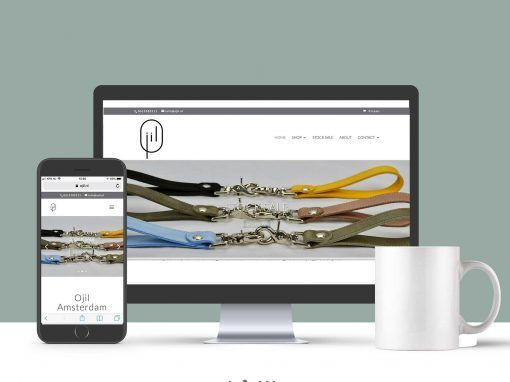 Webshop OJIL